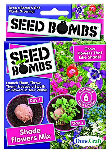 Dunecraft Shade Flowers Mix Science Kit