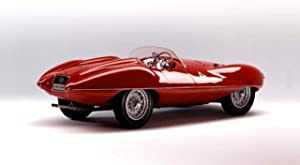 Lilarama USA 1952-Alfa-Romeo-C52-Disco-Volante-Touring-Spider-V3- - Super Car Classic Car - Giant Poster Print - Cool Wall Decor Art Print Poster