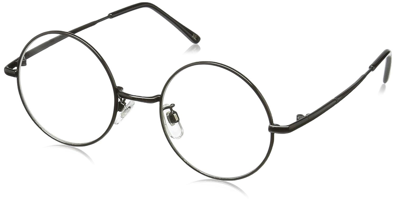 Amazon | (アナザーエディション) Another Edition メタリックグラス/AEBC MTL GLS 564469901010900 BLACK(09) フリー | ファッション眼鏡 通販