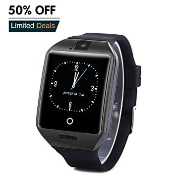 aipker Smartwatch Android Smartphone Reloj curvado Touch ...