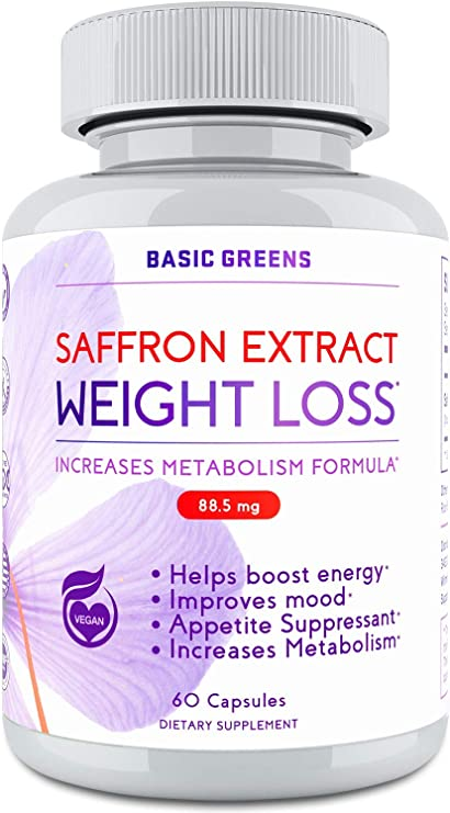 Amazon Com Saffron Supplement Appetite Suppressant And Weight