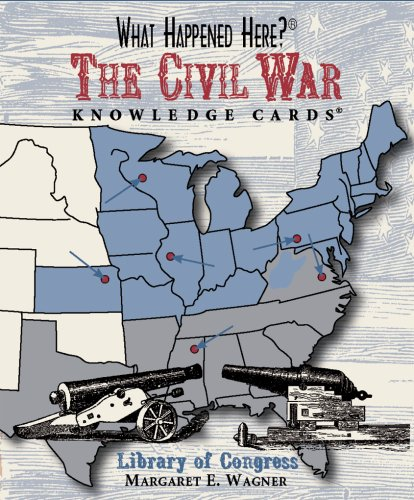 What Happened Here? Civil War Knowledge Cards Deck