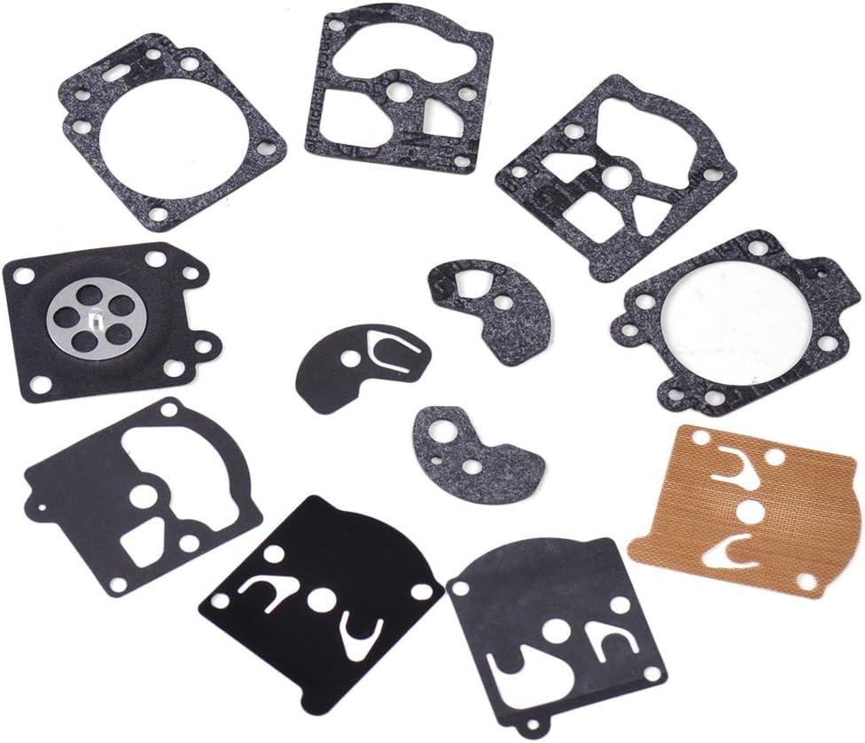 New Carb Repair Kit for K10-WAT WALBRO WA /& WT Stihl 09 028 Carburetors Gasket