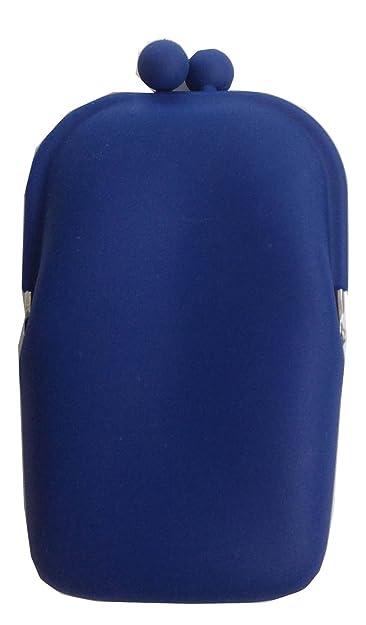 Amazon.com: Silicona Eyeglass Azul Marino/Stuff Caso poc2 ...