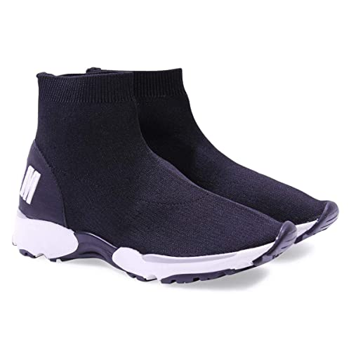 MSGM Boy Sneakers Nere Slip-on Bambino MOD. 016466110 36  Amazon.it ... ac2786745f4