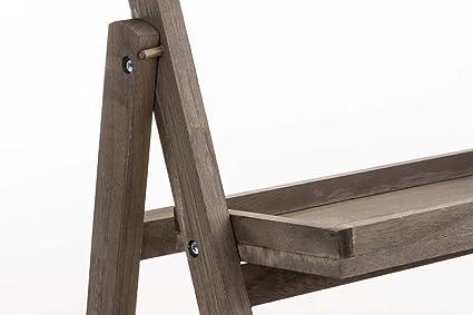 Scaletta In Legno Pieghevole : Clp scaffale portapiante rudolf in legno scaffale a scaletta