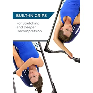 Teeter EP-560 Inversion Table for Back Pain Relief