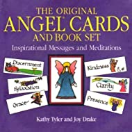 Original Angel Cards and Book Set: New Edition: Inspirational Messages and Meditations by Kathy Tyler, Joy Drake (2006) Paperback