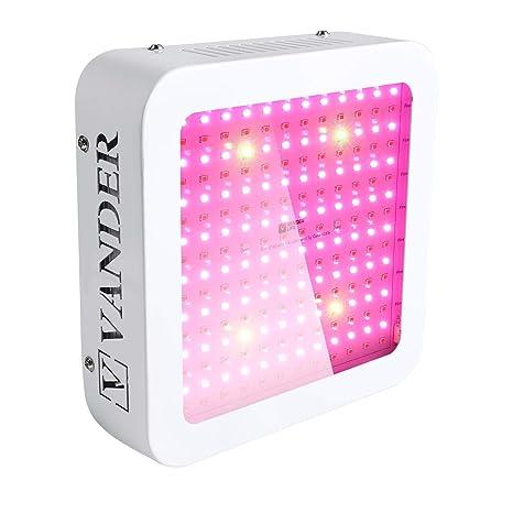 600W LED Grow Light Full Spectrum UV IR for Indoor plant Seeding Medical Flower