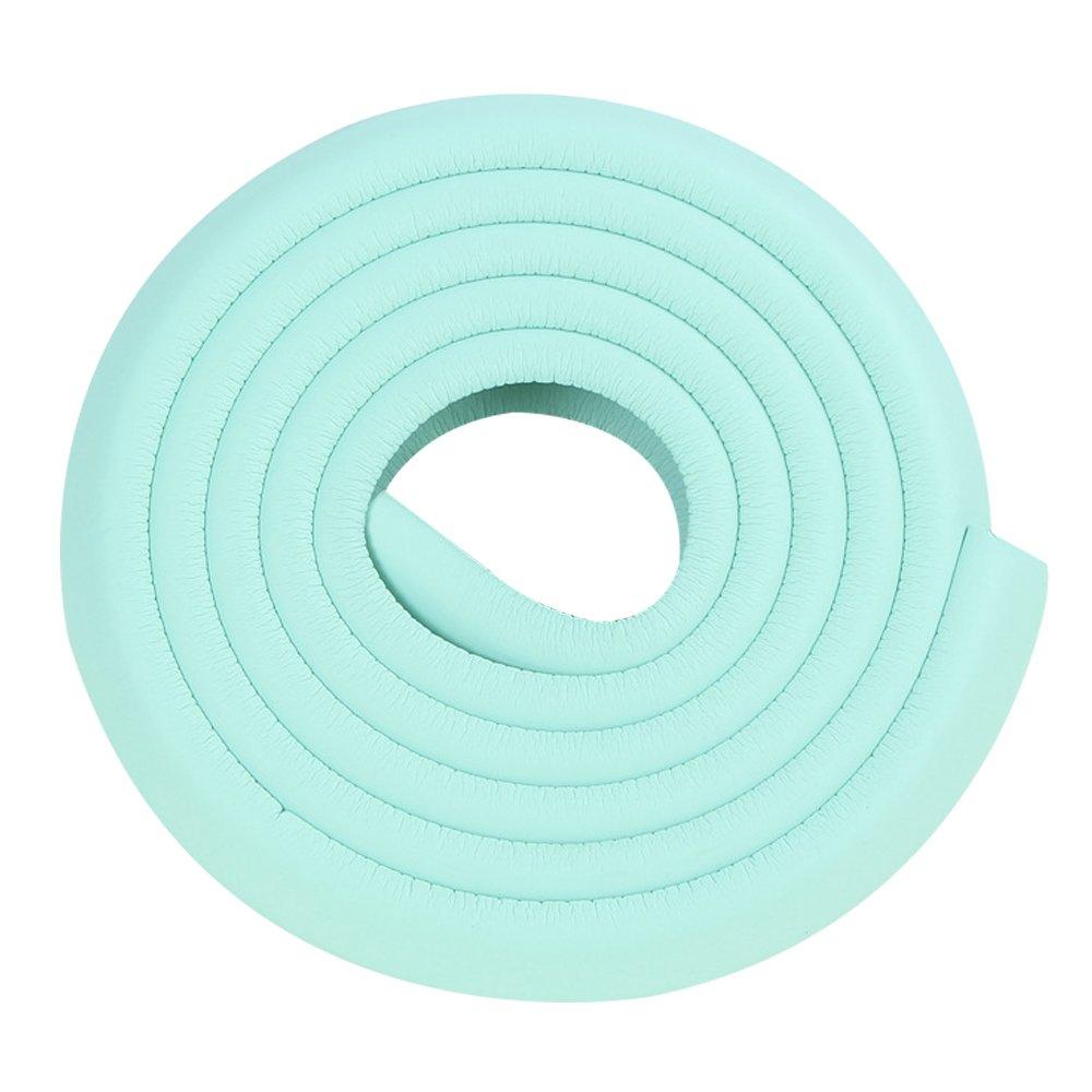2m/6.5ft Durable Foam Bumper Countertop Corner Protectors Orange Dining Table Corner Protectors for Kid AUTULET