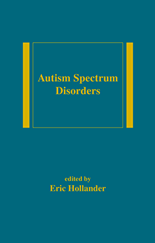 Autism Spectrum Disorders (Medical Psychiatry Series Book 24) (English Edition)
