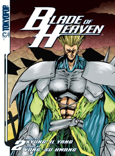 Blade of Heaven Volume 2