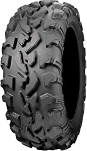 Carlisle 560506 BajaCross XD All-Terrain ATV Radial Tire - 25X10.00R12/8