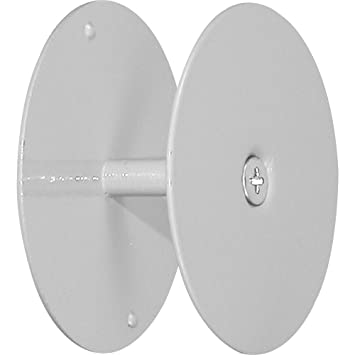PrimeLine Products U 9515 Door Hole Cover Plate 258 inch