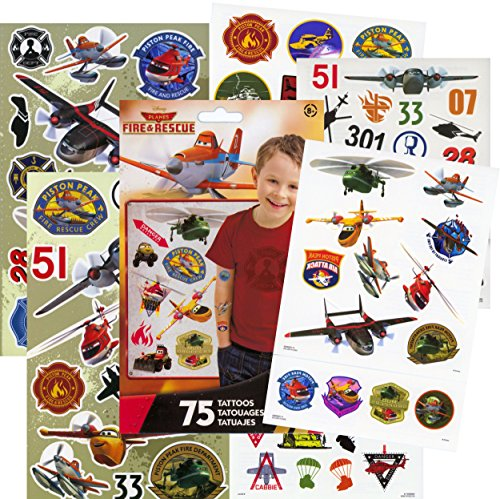 Disney Planes Tattoos Stickers Temporary product image