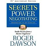 Secrets of Power Negotiating,15th Anniversary Edition: Inside Secrets from a Master Negotiator