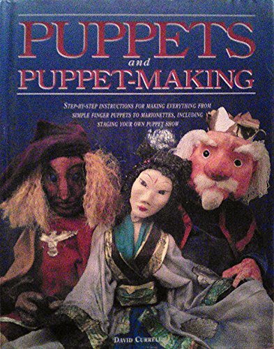 An Introduction to Puppets and Puppet-making