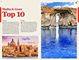 Front cover for the book Lonely Planet Malta & Gozo by Abigail Blasi
