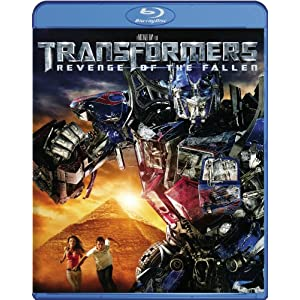 Transformers: Revenge of the Fallen [Blu-ray] (2018)