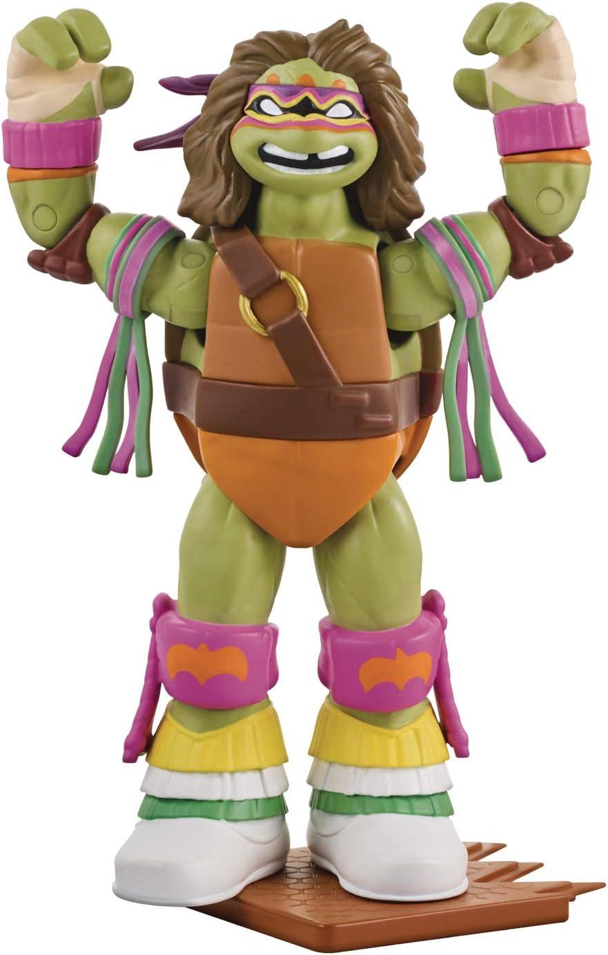 Teenage Mutant Ninja Turtles Ninja Super Stars: Donatello as Ultimate Warrior Figure
