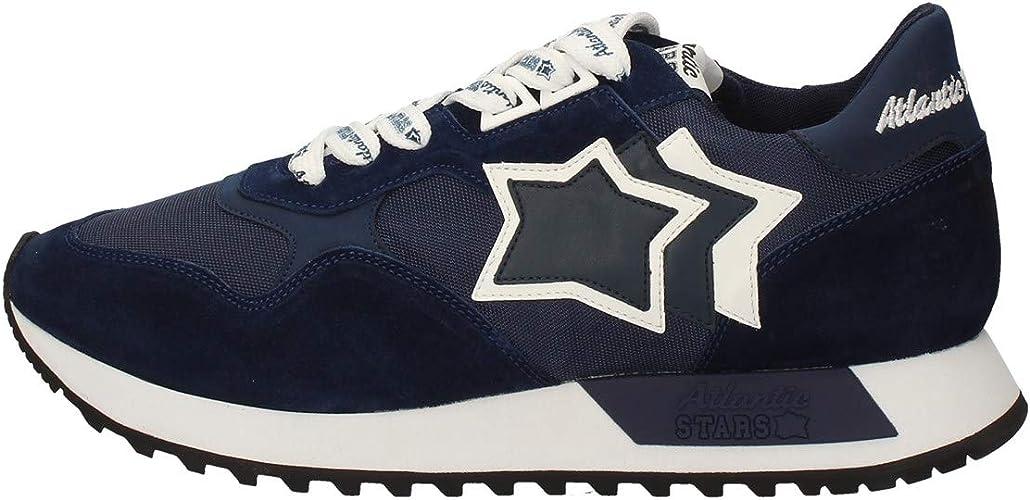 Atlantic Stars Men Draco Sneakers blu