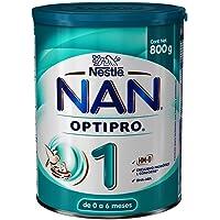 Nestle Nan Fórmula Infantil 1 Optipro, 800gr, Pack of 1