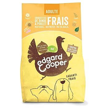 Edgard Boas & Cooper – Pienso ecológico de pollo y nueces con coco y semillas