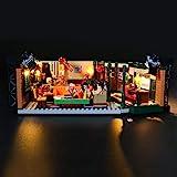 LIGHTAILING Light Set for (Ideas Friends The Television Series Central Perk) Building Blocks Model - Led Light kit…