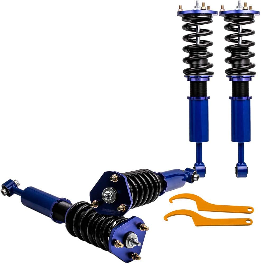 for Lexus IS250//350 RWD 2006-2012 Coilovers Shocks Struts Adj Height