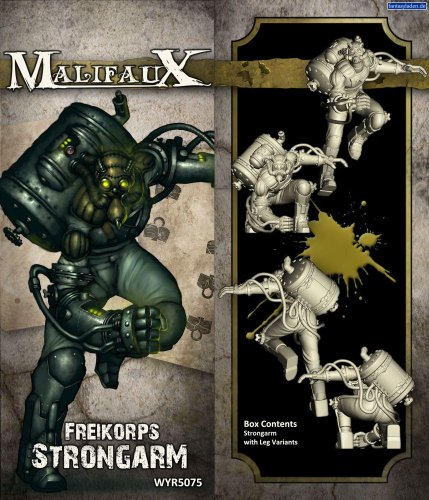 Wyrd Miniatures 20517 Outcasts Freikorps Strongarm Box M2E