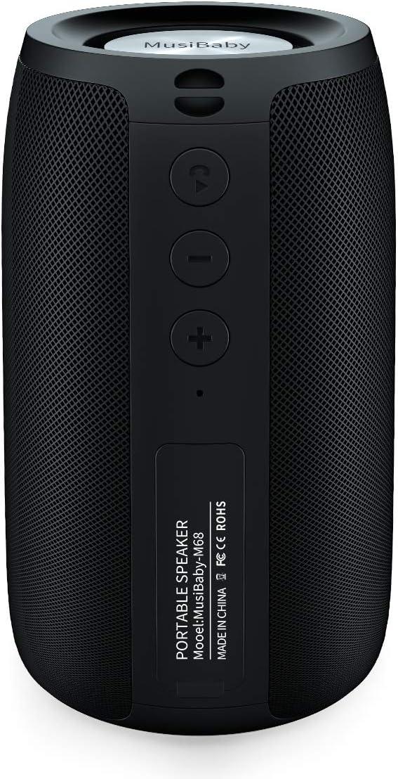 Bluetooth Speakers,MusiBaby Speaker,Outdoor