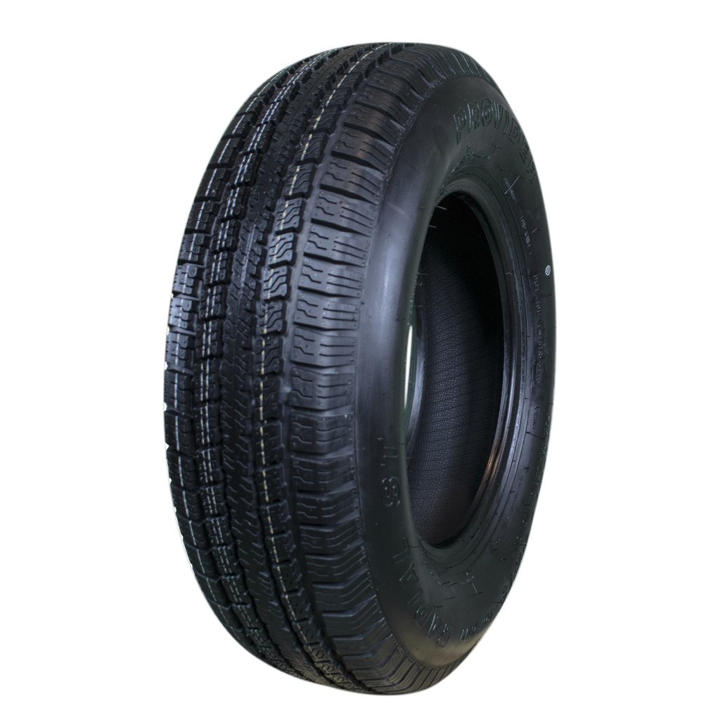 Provider ST205/75R15, Load Range C, 6 PLY Trailer Tire by Provider