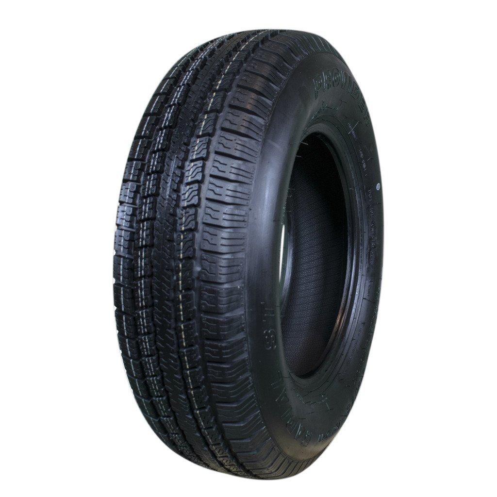 Provider ST205/75R15, Load Range C, 6 PLY Trailer Tire