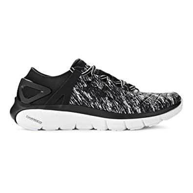 Under Armour UA SpeedForm Fortis — Twist 10 Black