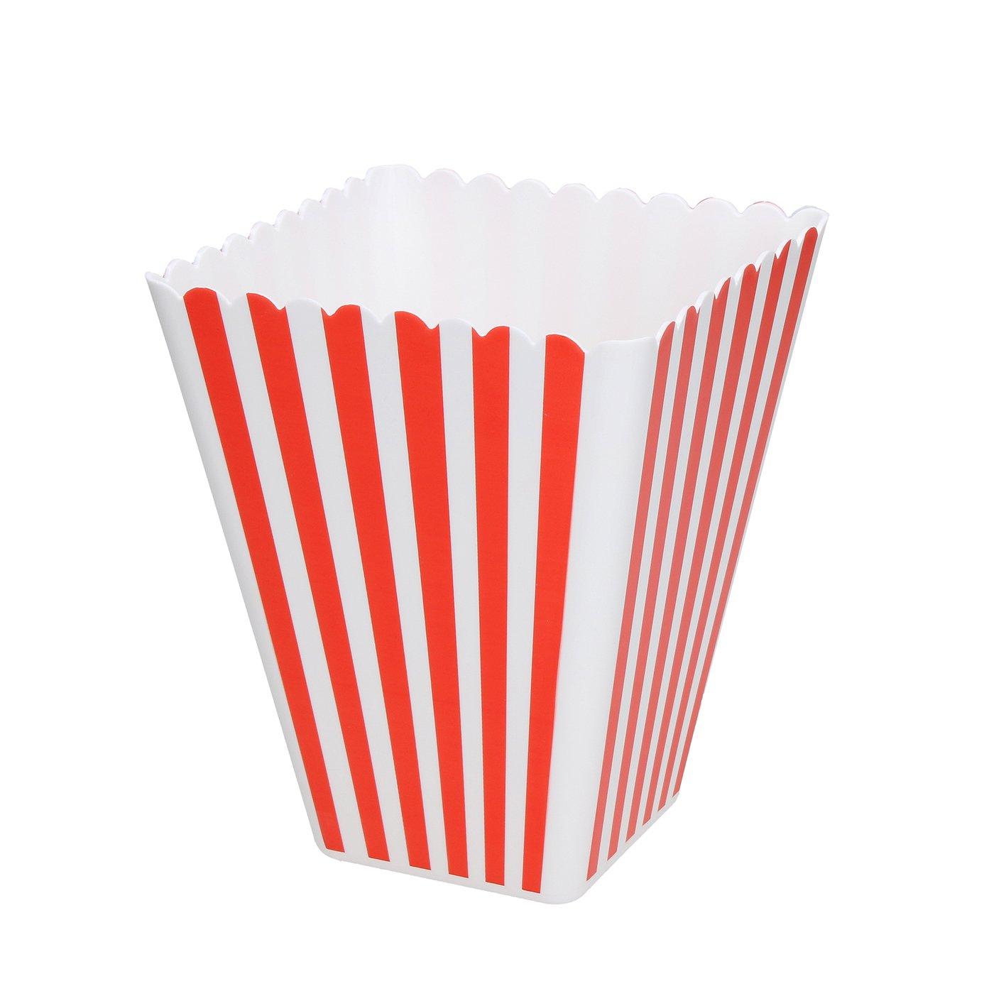 Al palomitas popcorn Carcasa rígida