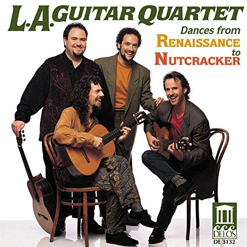 The Nutcracker Suite, Op. 71a (arr. A. York for guitar quartet): I. Overture Miniature