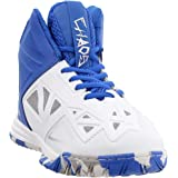 AND1 Attack Mid Boys Little Kid//Big Kid Casual Basketball  Shoes Blue Boys
