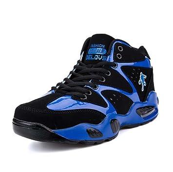 39-45 Herren High Top Fashion Sneakers Schuhe Basketball Sport Trainer Jungen