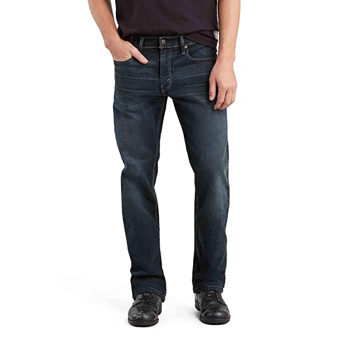 MENS LEVIS 559™ BIG AND TALL Relaxed Straight Stretch Jeans