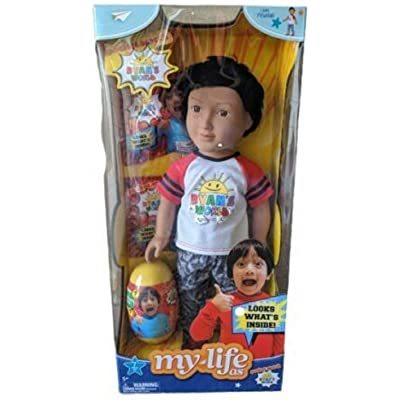 My Life Ryans World Doll 7 Piece Set: Electronics