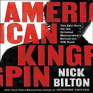 American Kingpin Audiobook