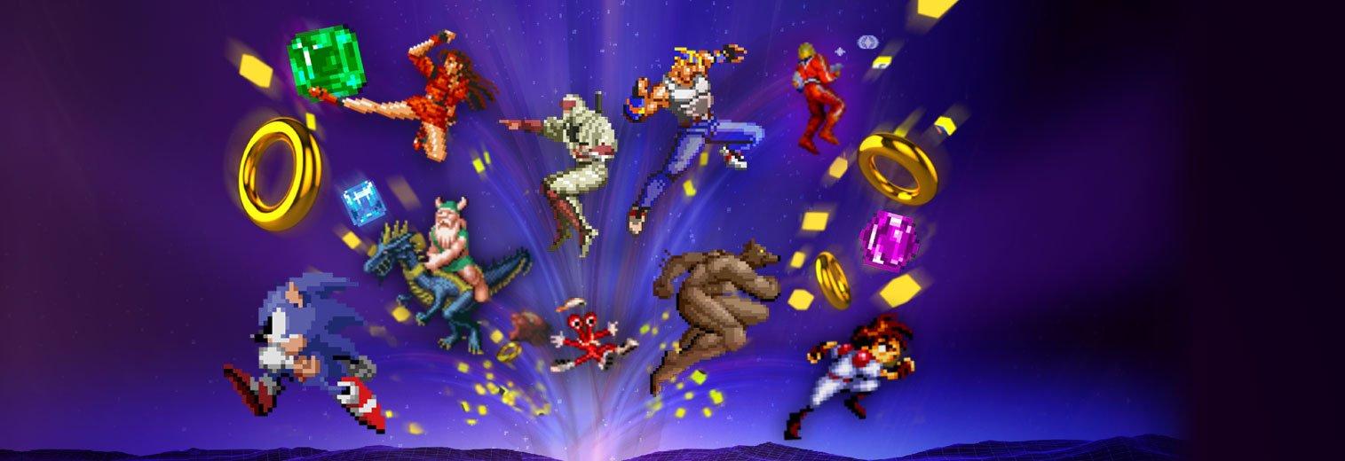 Amazon com: SEGA Genesis Classics - PlayStation 4: Sega of