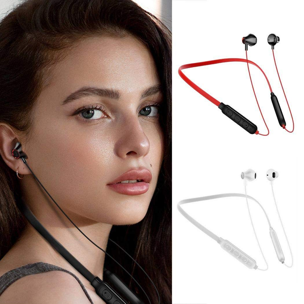 Leoneva General Wireless Bluetooth Headset Stereo in-Ear HiFi Earbuds Earphone Headphones