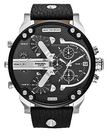 2dfdc8606a Amazon | (ディーゼル) Diesel 腕時計 MR DADDY 2.0 DZ7313 メンズ [並行 ...