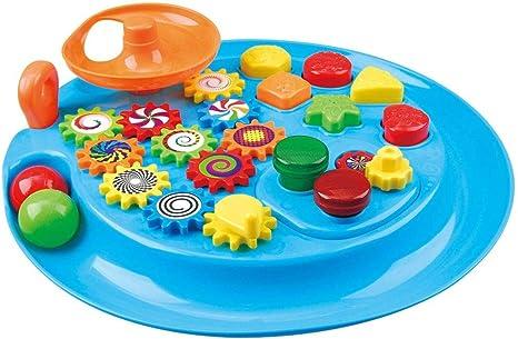 Playgo Mesa de Actividades con Bolas y Engranajes Juguetes Juegos ...