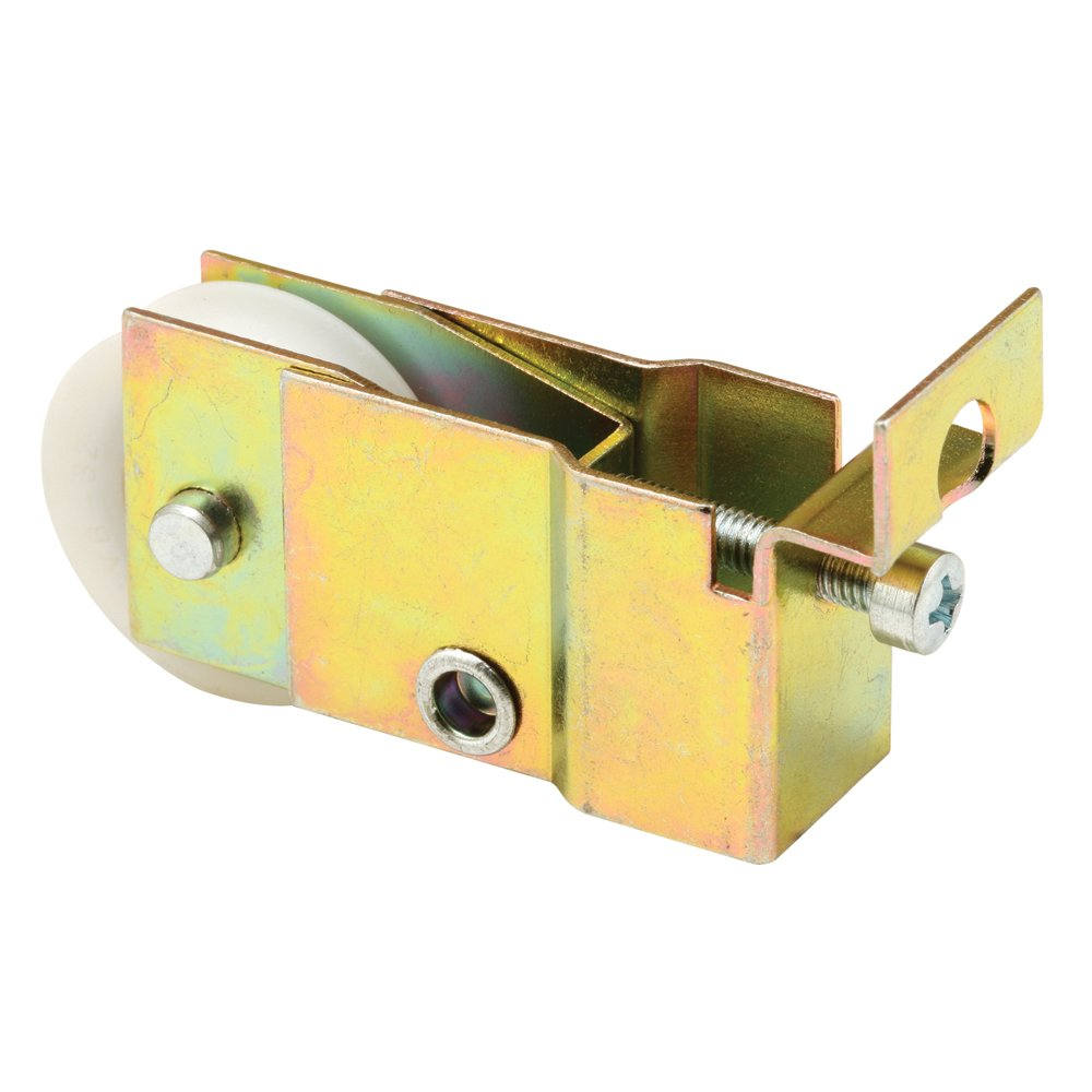 Prime-Line Products D 1520 Sliding Door Roller Assembly, 1-1/4-Inch Nylon Ball Bearing