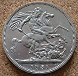 Coin Collector - 1951 King George VI Festival of Britain Crown by Unknown