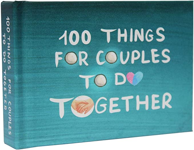 100 Things for Couples to Do Together