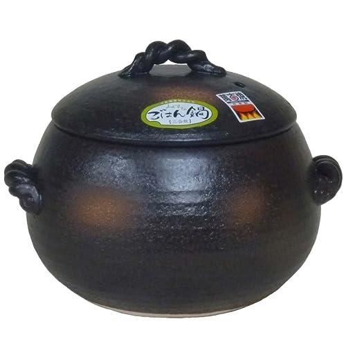 三鈴陶器 ごはん鍋