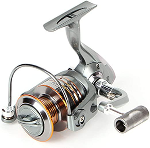 Ysprings Spinning Fishing Reel 13 Rodamientos de Bolas Serie 1000 ...